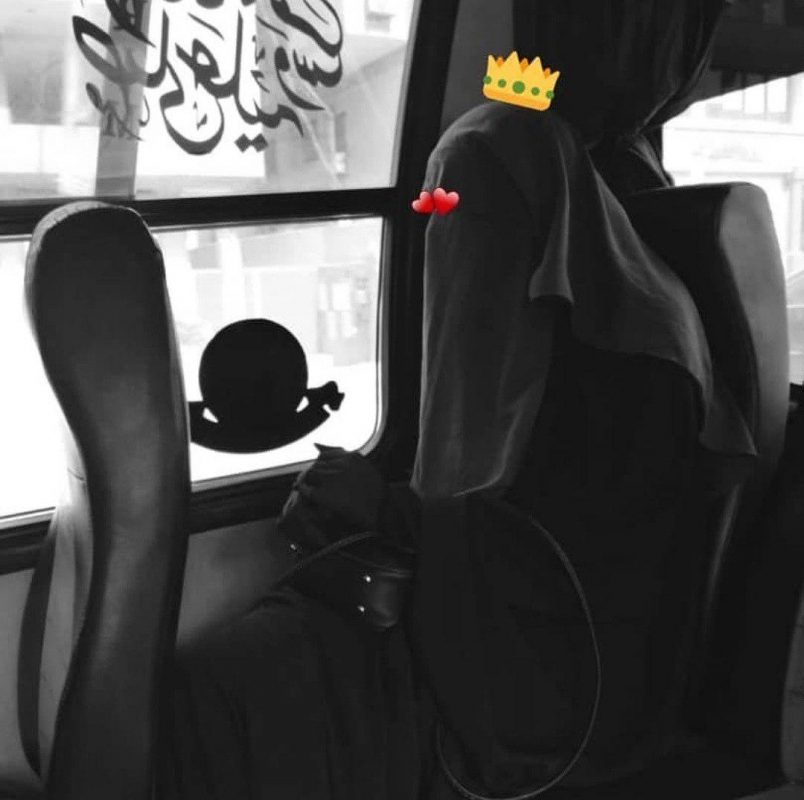 The infernal bus, or the kingdom of the Muslim woman