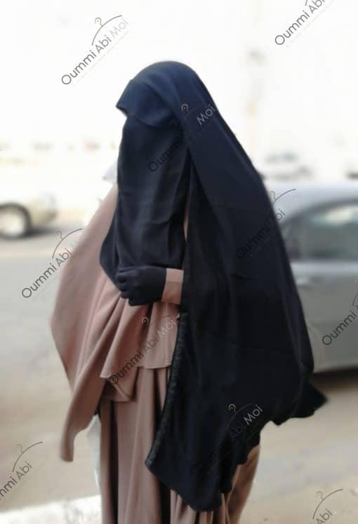 Cape Yemenite - Niqab Clips 1m30