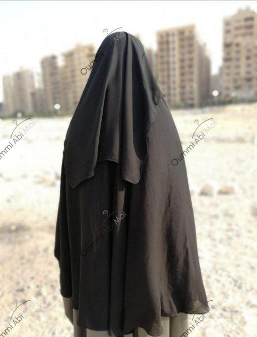 Niqab A Clip 1m30 Dos