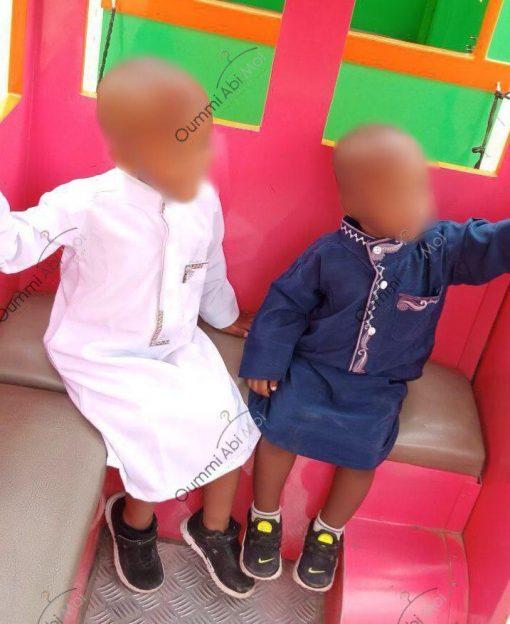 Qamis Enfants Profil 2