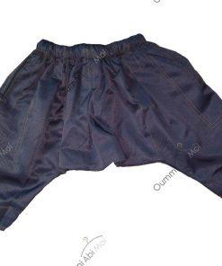 Sarouel Enfant Bleu Jeans Dos