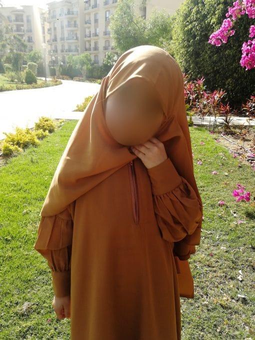 Abaya Mini Bint.a Miel