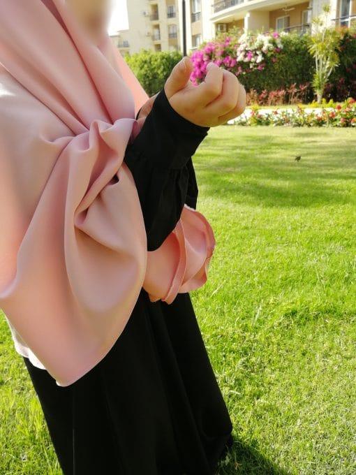 Abaya Mini Bint.a Noir