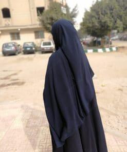 Hijab Bleu Nuit