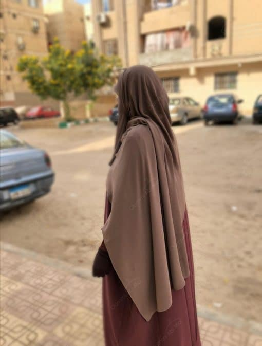 Hijab Taupe