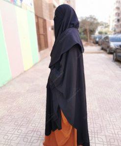 Veste Bint.a Noir T2 Profil